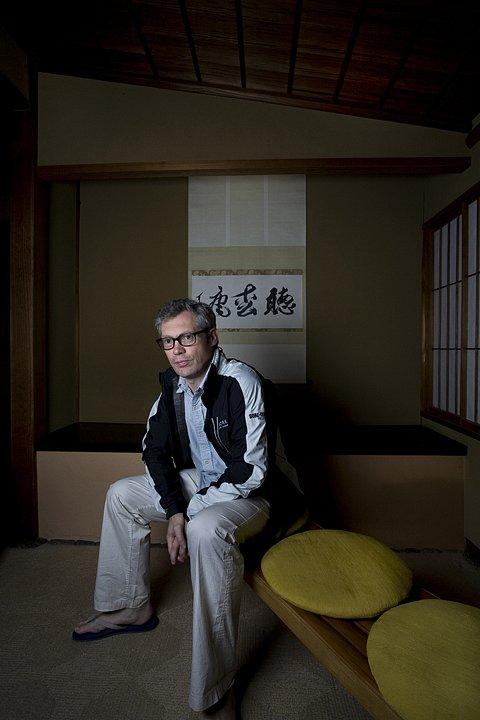 Jasper Morrison for Vogue China