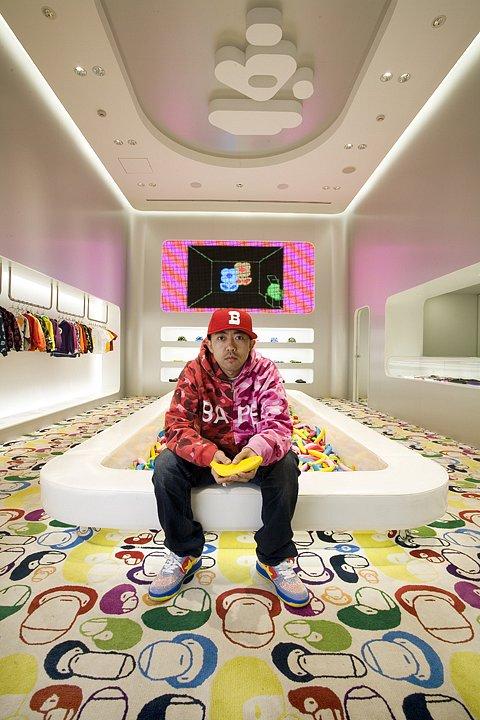 Nigo for Vogue Japan