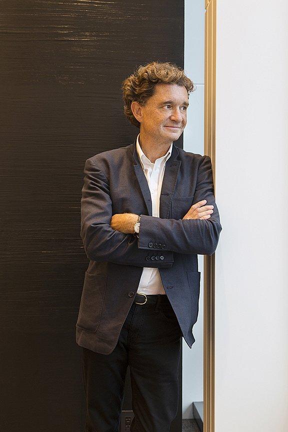 Philippe Sereys de Rothschild for Vogue Japan