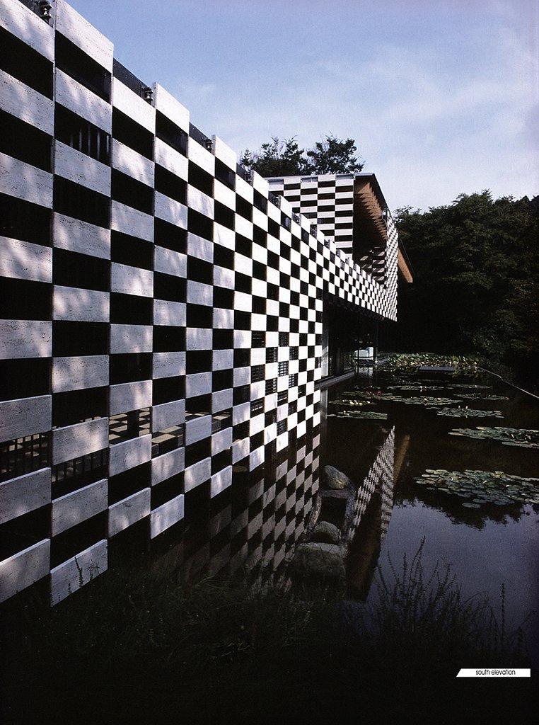 Abstract Magazine Belgium