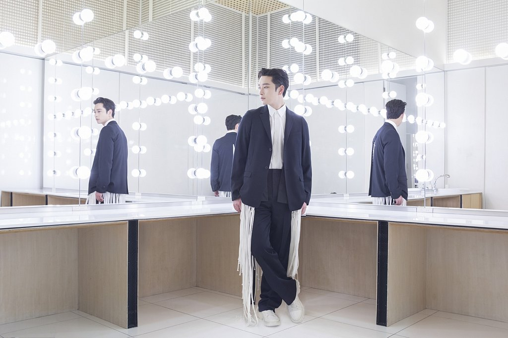 Chansun for Vogue Japan