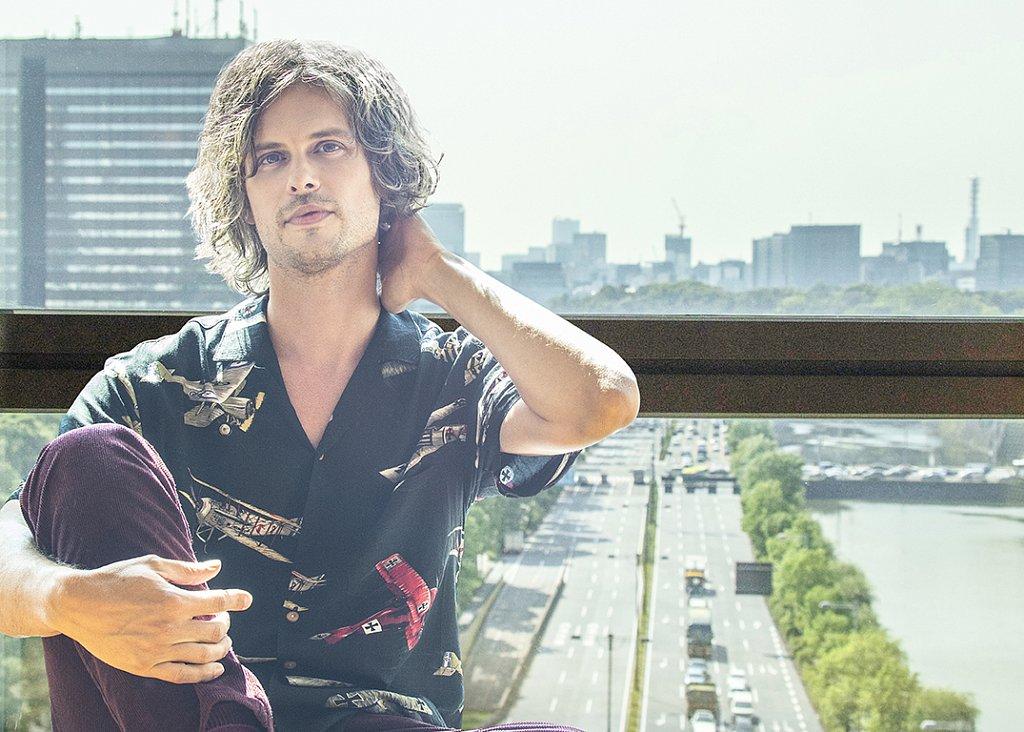 Matthew Gray Grubler for Vogue Japan