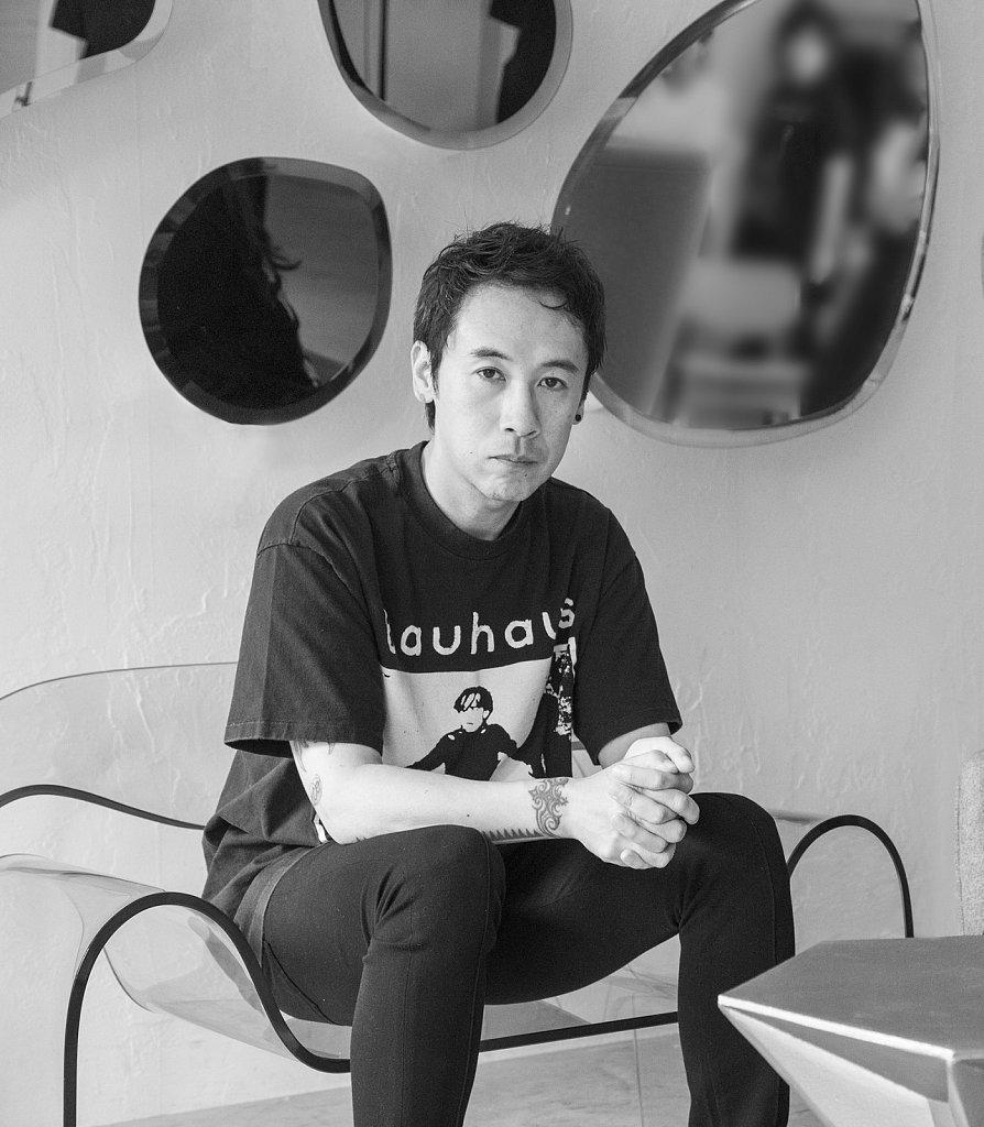 Jun Takahashi for Vogue Japan