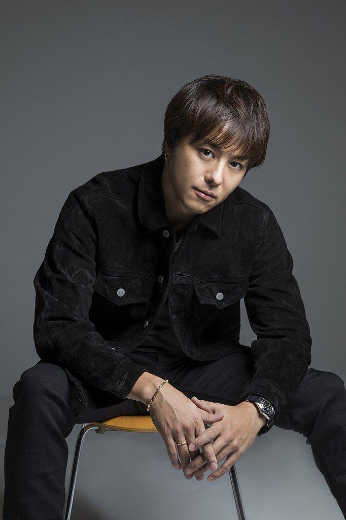 Exile Takahiro for Vogue Japan